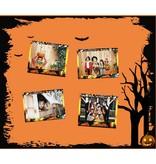 Кассета пленка Fujifilm Instax Wide Хэллоуин Halloween 10 фото