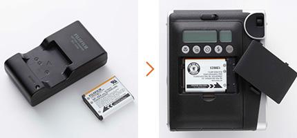 Батарея для Fuji Instax Mini 90