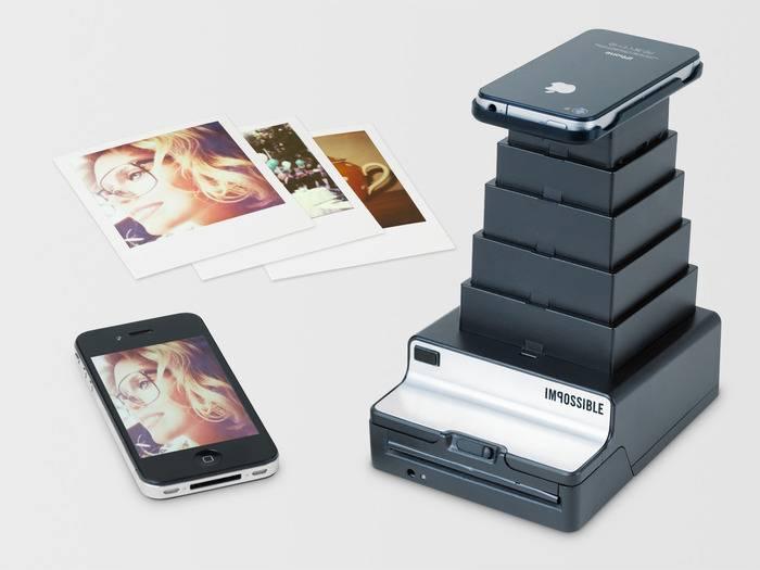 Impossible Instant Lab. Современный взгляд на Polaroid