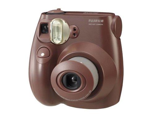 Фотоаппарат Fujifilm Instax mini 7s Choco Коричневый