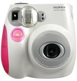 Fujifilm Instax mini 7s пленочный фотоаппарат Розовый