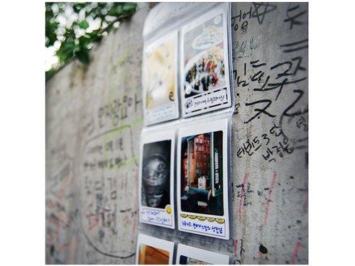 Альбом плакат для фотокарточек Fujifilm Instax mini