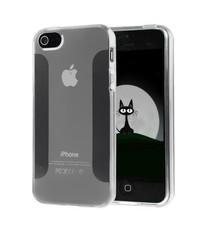 Прозрачный чехол ТПУ для iPhone 5/5S
