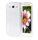 Прозрачный чехол накладка ТПУ для Samsung Galaxy S3 i9300