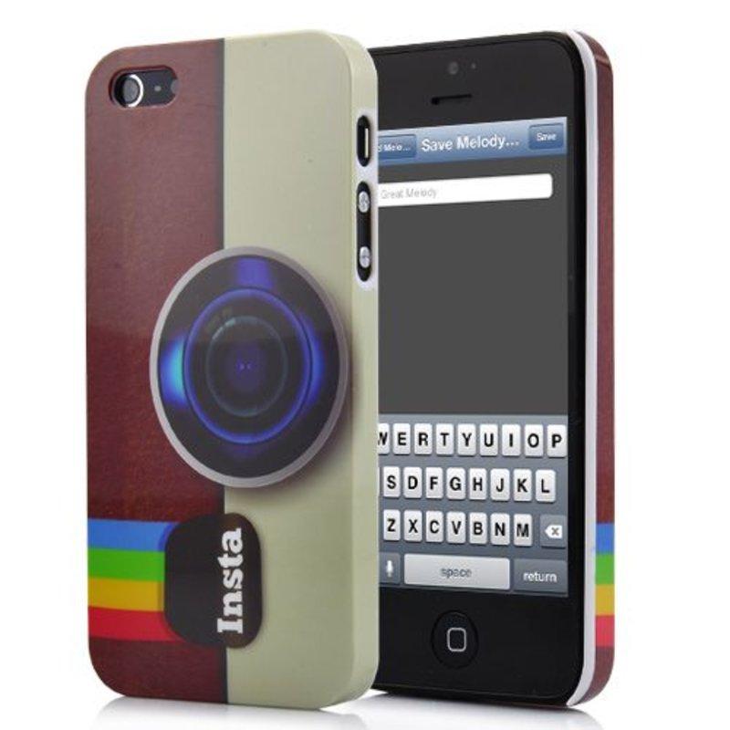 Крышка Instagram Socialmatic на iPhone 5/5s