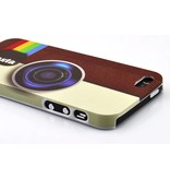 Задняя крышка Instagram Socialmatic для iPhone 5/5