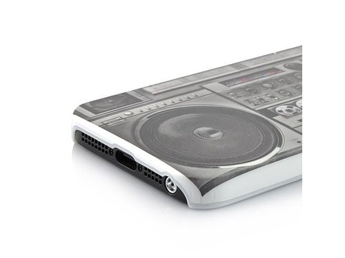 Задняя крышка на iPhone 5/5s Бумбокс