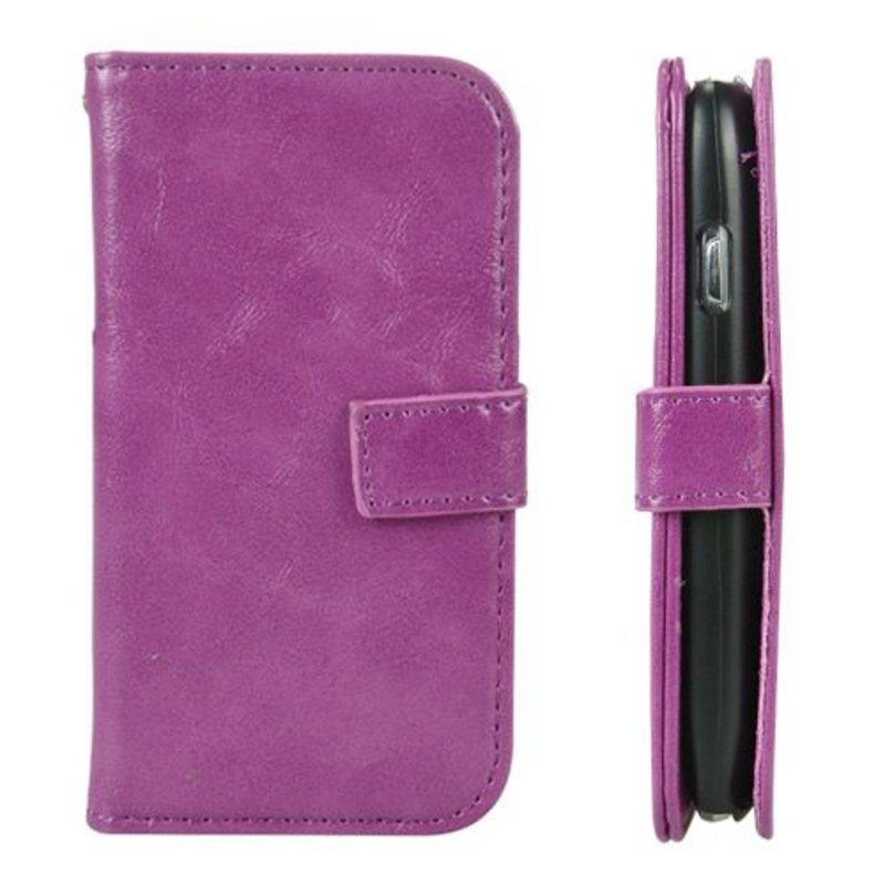 Чехол кошелек для Galaxy S3 mini i8190