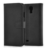 Чехол с карманами для Galaxy S4 i9500 Черный