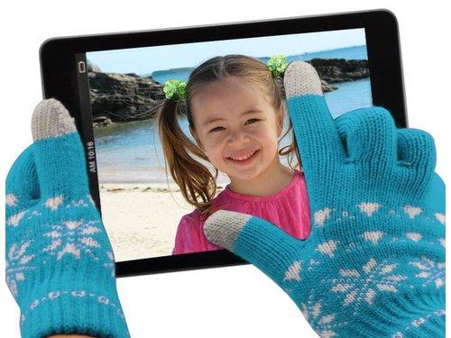 Сенсорные перчатки унисекс для iPhone 5/5s Galaxy S3/S4