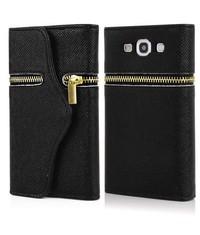 Чехол кошелек с карманом Galaxy S3 i9300