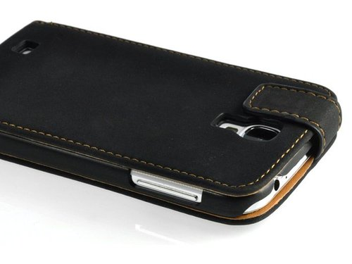 Чехол вертикальный книжка для Samsug Galaxy S 4