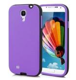 Чехол накладка для Samsung Galaxy S4 Пурпурный