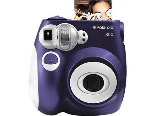 Polaroid pic 300 новый Фиолетовый
