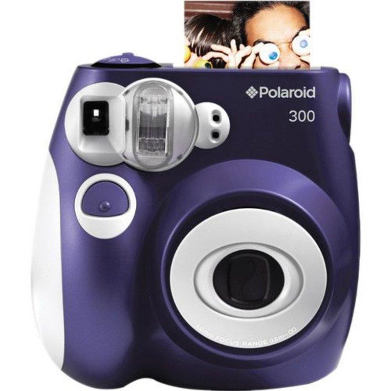 Polaroid pic 300 Фиолетовый