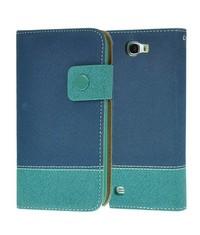 Стильный кошелек портмоне Galaxy Note 2