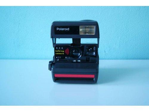 Фотоаппарат Polaroid 636 Talking Camera