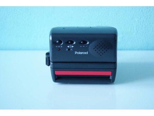 Polaroid 636 Talking Camera + 2 кассеты