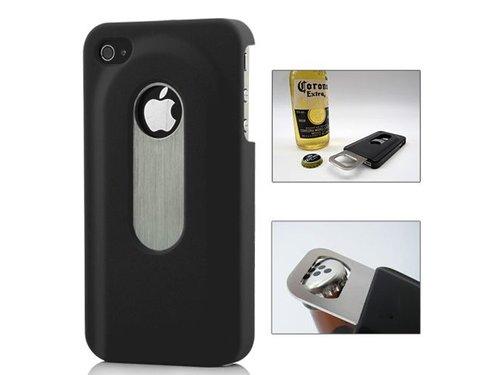 Крышка с открывалкой для iPhone 4/4s