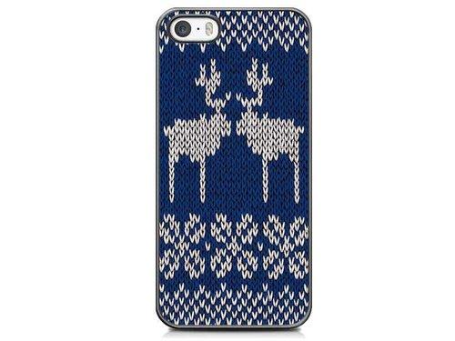 Чехол с оленями для iPhone 5/5s