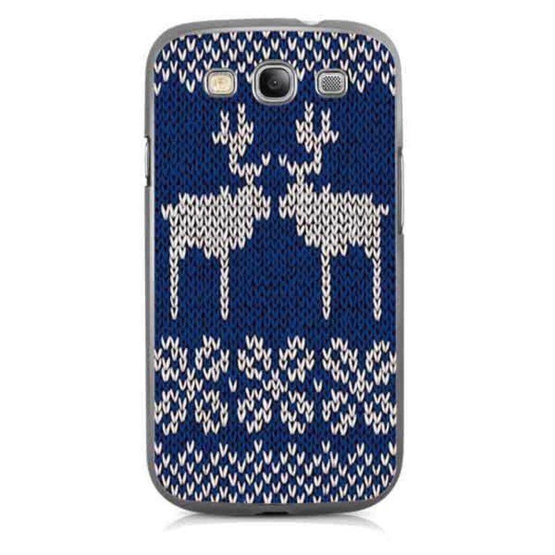 Чехол Олени для Samsung Galaxy S3