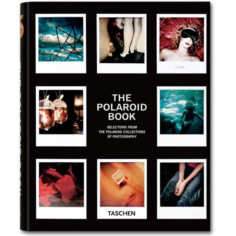 Polaroid книга от Taschen