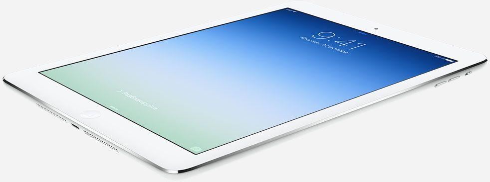 Обзор iPad Air Технические характеристики, дизайн, эволюция