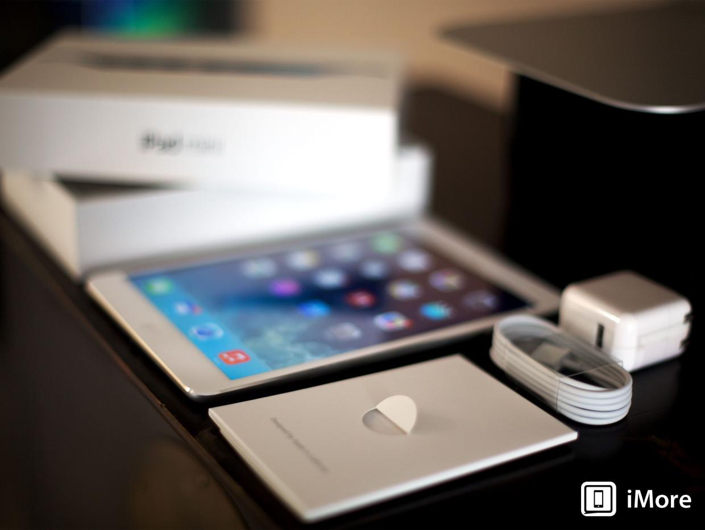 Apple ipad mini retina фото