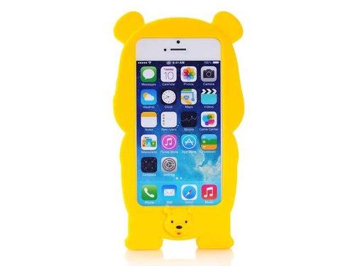 Чехол Винни Пух мишка для iPhone 5/5s