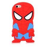 Чехол Человек Паук Spider Man для iPhone 5/s