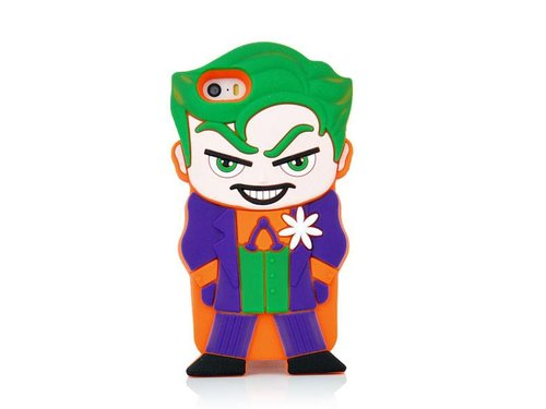 Чехол Джокер из DC Comics для iPhone 5/5s