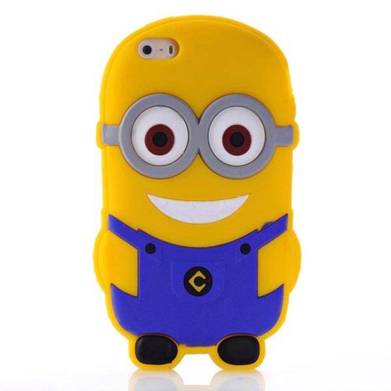Чехол Лысый Миньон для iPhone 5/5s