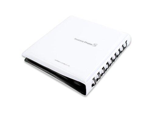 Виниловый фото альбом Fujifilm Instax Mini Белый