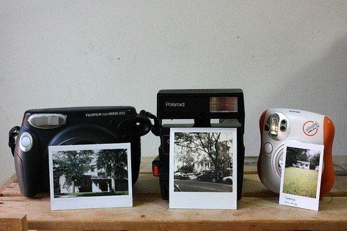 Какой Polaroid выбрать?