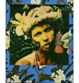 Картридж полароид с цветочными рамками