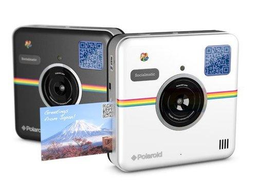 Фотоаппарат Polaroid Socilalmatic