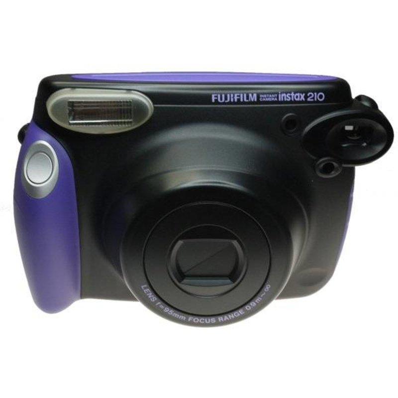 Fujifilm Instax Wide 210 Хэллоуин