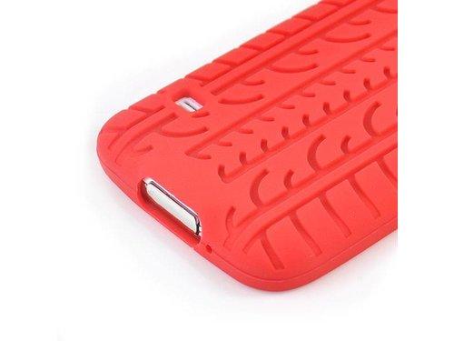 Чехол силиконовый Samsung Galaxy S5 G900 Красный