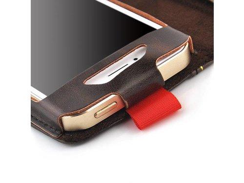 Кожаный чехол iBook футляр кошелек для iPhone 5/5s