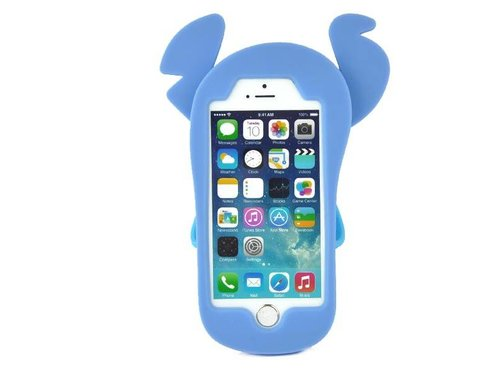 Чехол тапочек для iPhone 5/5s Стич