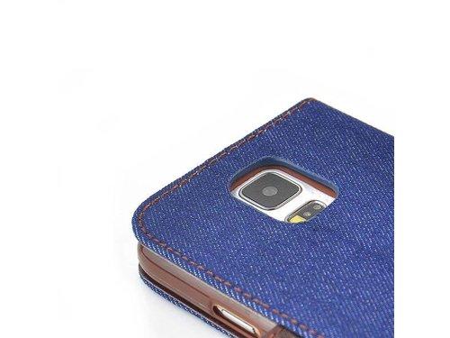 Кожаный кошелек для Galaxy S5 G900