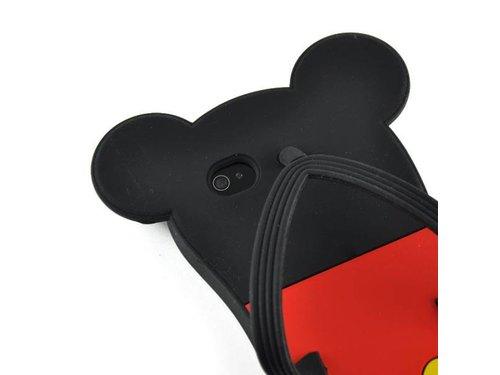 Чехол тапочек iPhone 5/5s Микки Маус