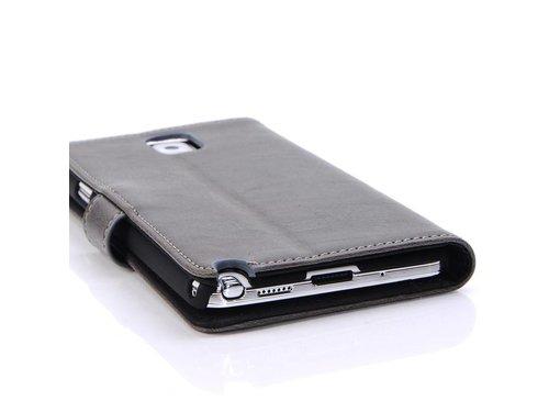 Чехол кошелек для Galaxy Note 3 Черный