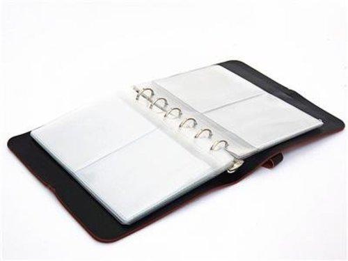 Кожаный фотоальбом для снимков Fujifilm Instax Mini