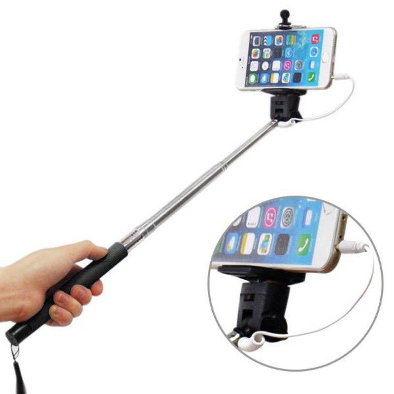Монопод штатив для селфи iPhone Samsung Galaxy HTC
