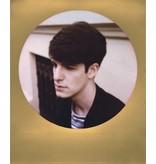Polaroid 600 кассета цветная с золотыми рамками