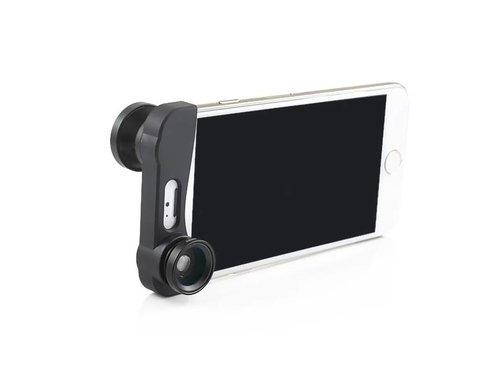 Линза 3в1 для iPhone 6 Черная