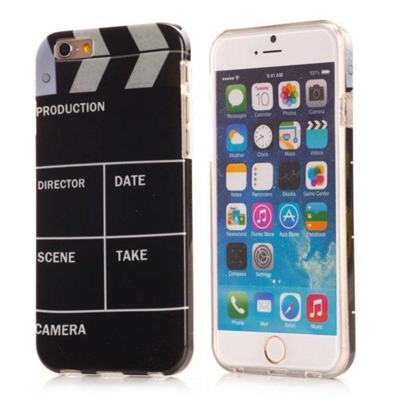 Чехол кинохлопушка для iPhone 6/6s