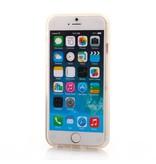 Прозрачно матовый ТПУ чехол для iPhone 6