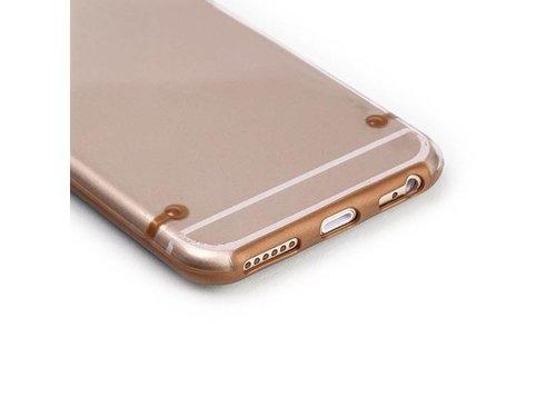 ТПУ бампер на iPhone 6 с пластиковыми вставками
